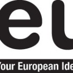 Eurid the EU registry - logo (black on white version)