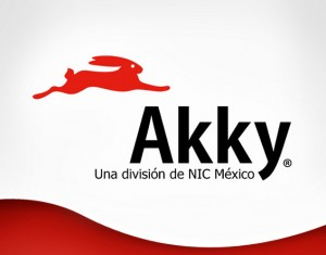 Nic MX's registrar division is now known as Akky