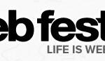 webfest 2012 logo