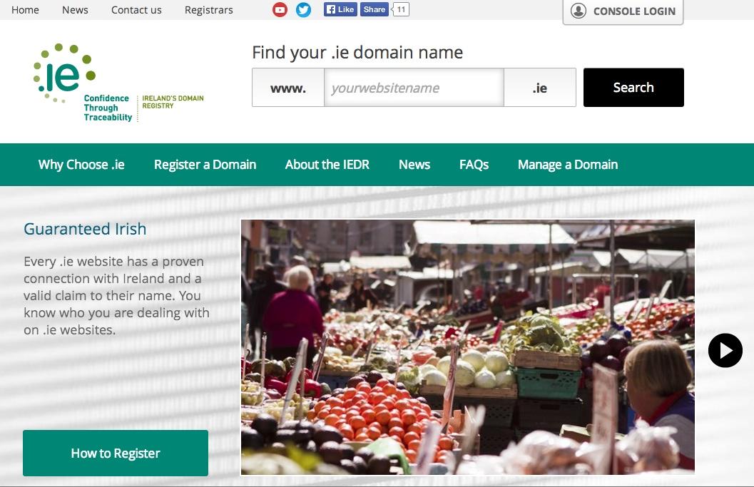 iedr-2014-site-screenshot