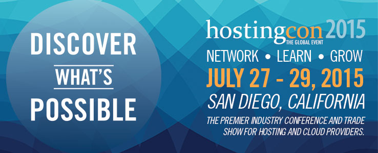 Hostingcon 2015