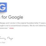 g-for-google