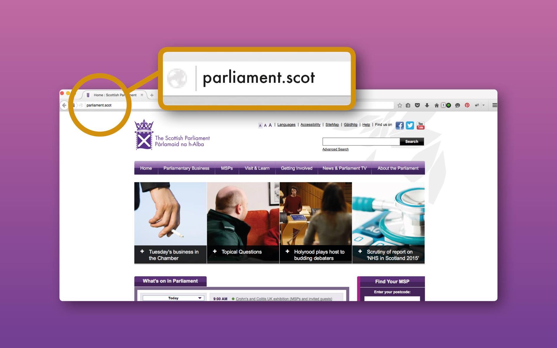 parliament-scot