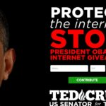 Cruz Is Protecting Your Internet Freedom (Apparently)