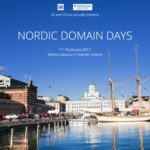 Nordic Domains Days Announced For January