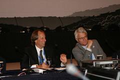Rod Beckstrom and Peter Dengate Thrush - Regis...
