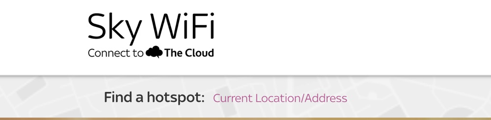sky wifi cloud