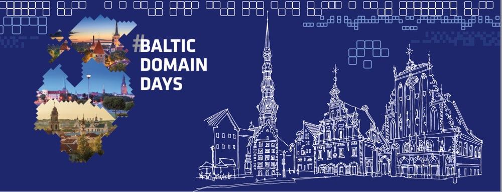 Baltic Domain Days 2018, Riga