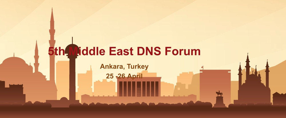 middle east dns forum 2018