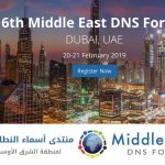Middle East DNS Forum Heads to Dubai