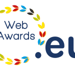 EU Web Awards logo